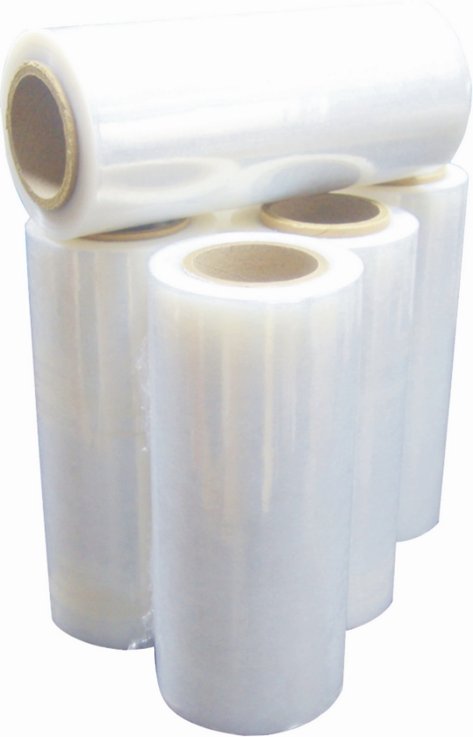LLDPE STRETCH FILM( WHITE COLOR )