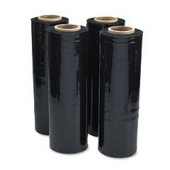 LLDPE STRETCH FILM( BLACK COLOR )
