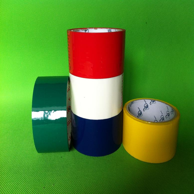 COLOR PACKING TAPE